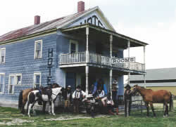 South Dakota's Origianl 1880 Town
